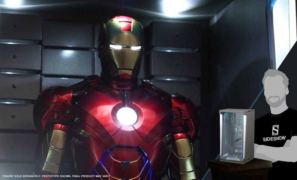 Hall of Armor Single Marvel Sixth Scale Figure Accessory