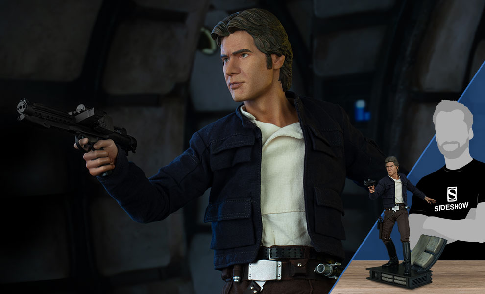 Han Solo Star Wars Premium Format™ Figure