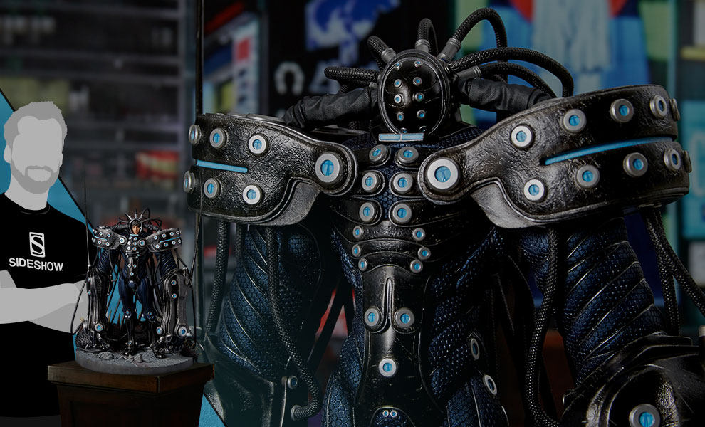 Hard Suit Hachiro Oka Gantz: O Statue