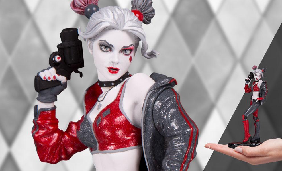 Harley Quinn DC Comics Statue - Gun