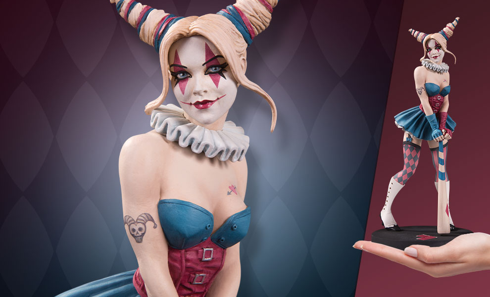 Harley Quinn DC Comics Statue - DC Direct
