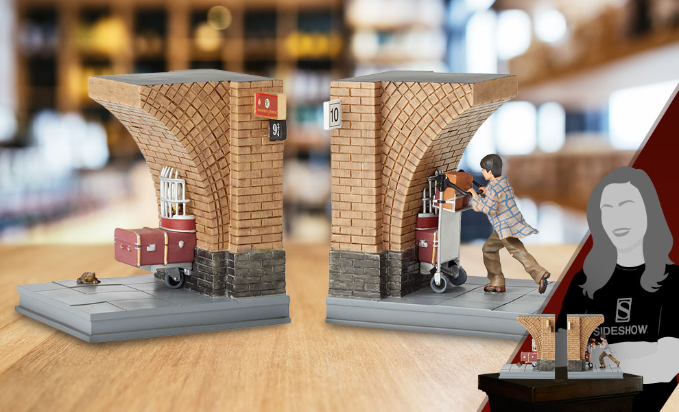 Harry Potter Bookends Harry Potter Office Supplies