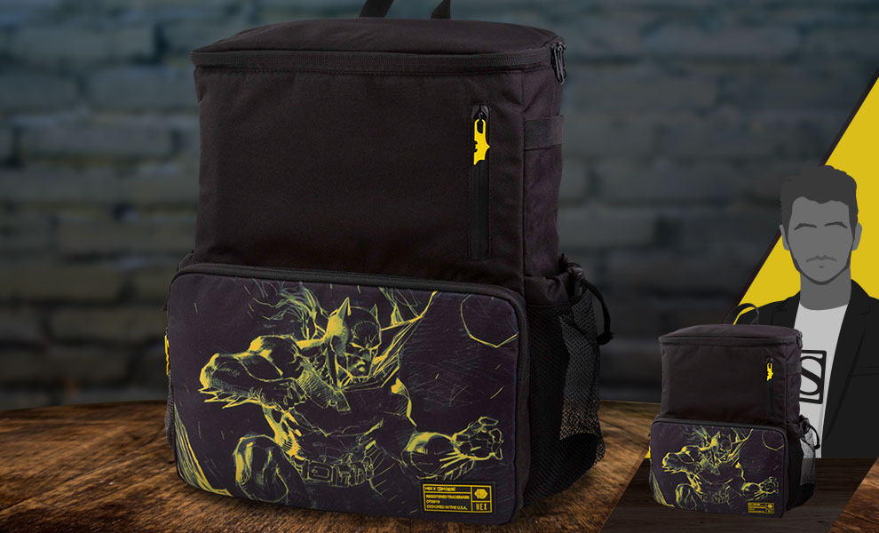 HEX x Jim Lee Collector's Backpack #2 DC Comics Apparel