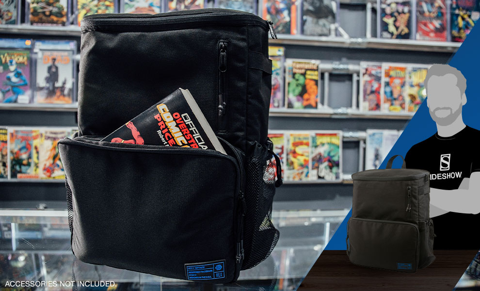 HEX x Jim Lee Collector's Backpack DC Comics Apparel