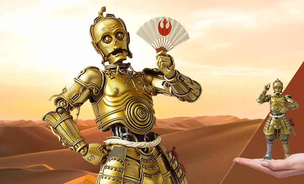 Honyaku Karakuri C-3PO Star Wars Collectible Figure