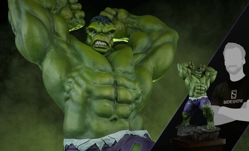 Hulk Marvel Statue - Avengers Assemble