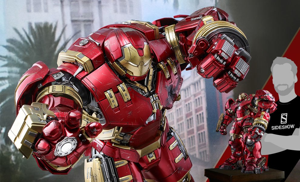 Hulkbuster Deluxe Version Marvel Sixth Scale Figure