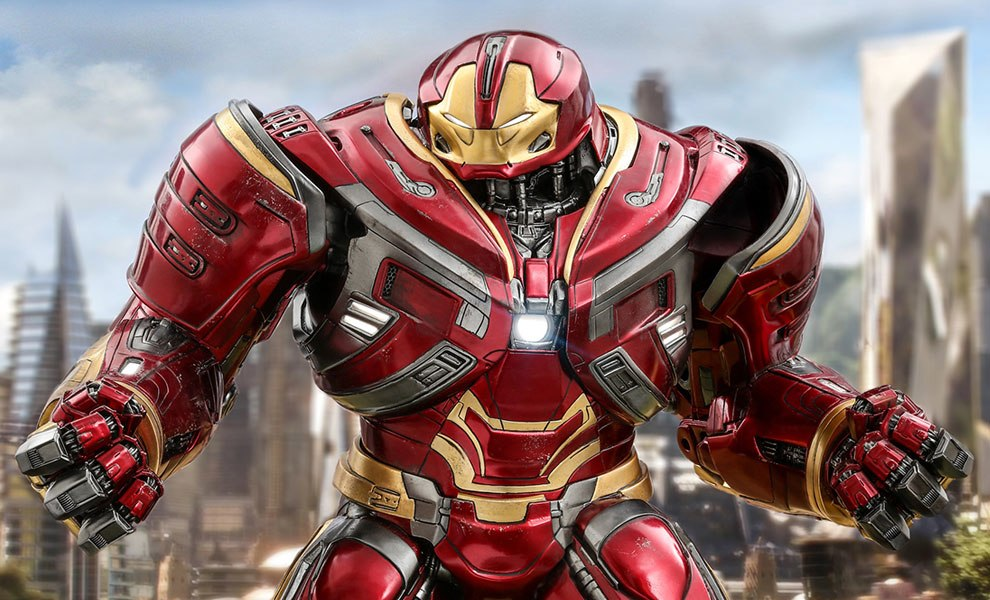 Hulkbuster Marvel Sixth Scale Figure