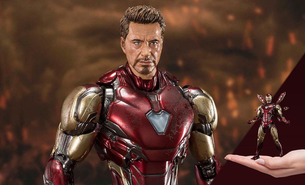 Iron Man Mark LXXXV (Final Battle Version) Marvel Collectible Figure