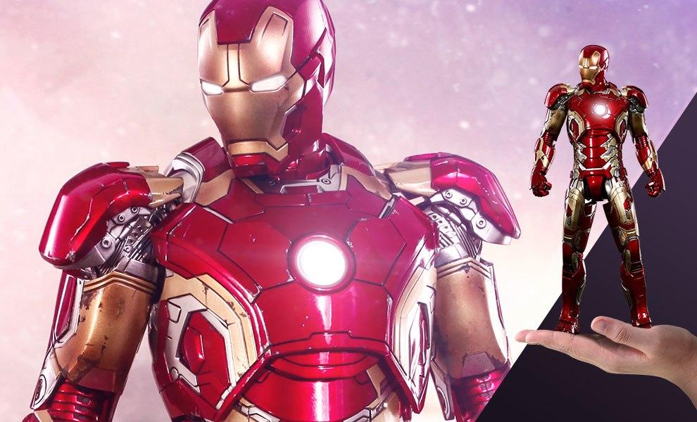 Iron Man Mark XLIII Marvel Sixth Scale Figure