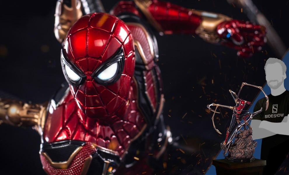 Iron Spider-Man Marvel Statue