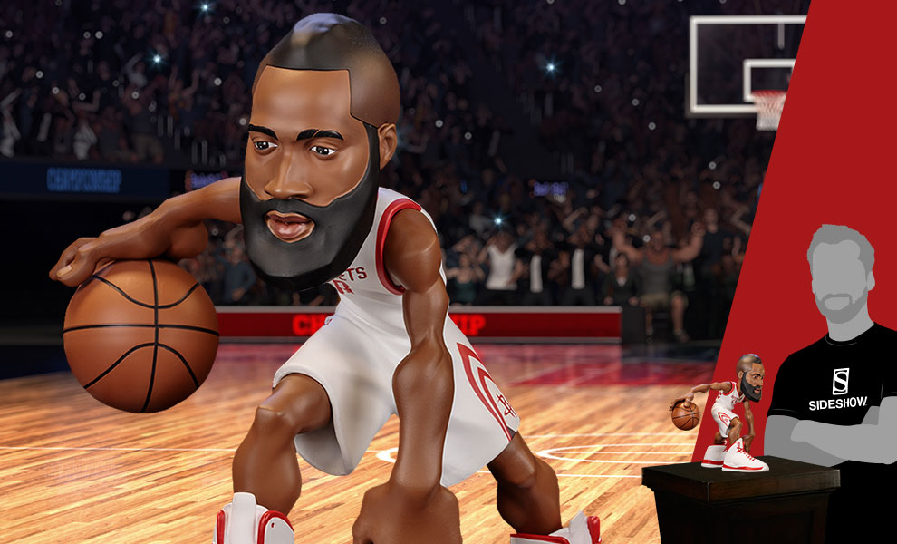 James Harden SmALL-Stars NBA Collectible Figure