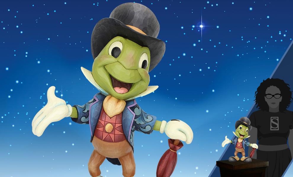 Jiminy Cricket Big Disney Figurine