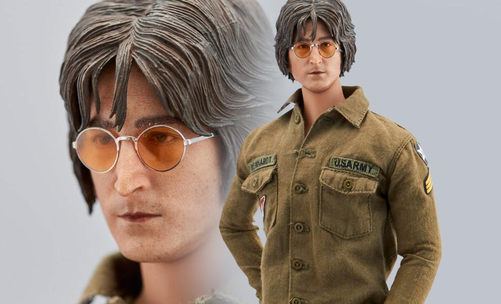 John Lennon Imagine John Lennon Sixth Scale Figure