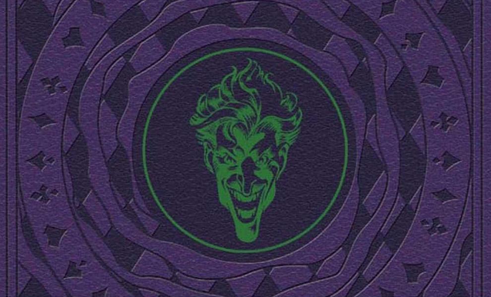 Joker Hardcover Ruled Journal DC Comics Book