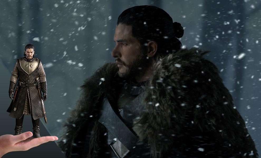 Jon Snow Game of Thrones Sixth Scale Figure