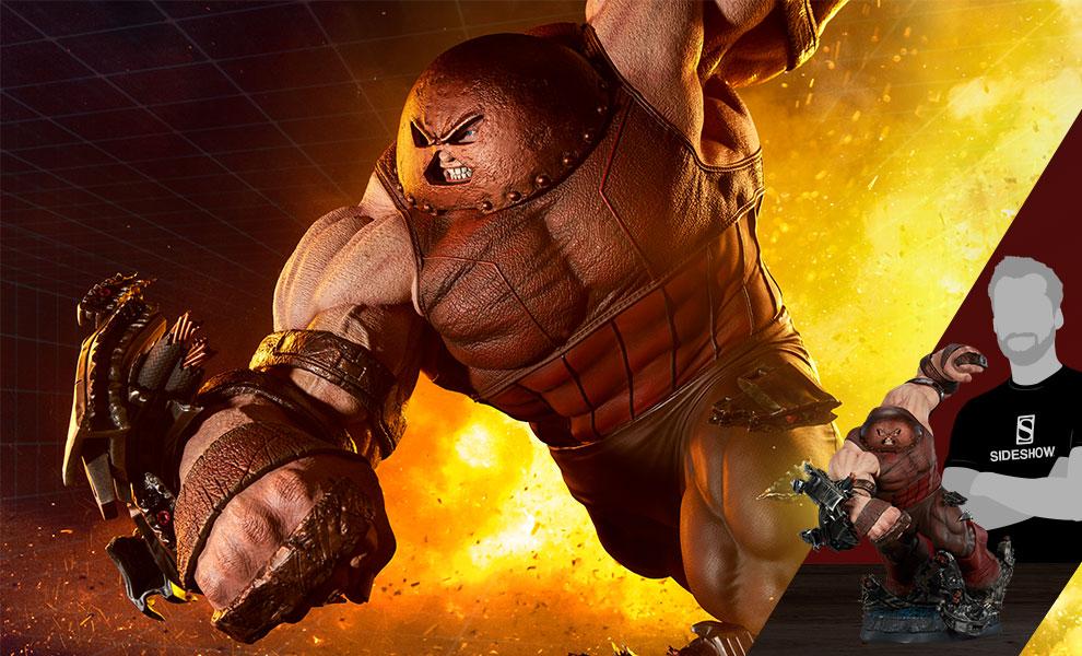 Juggernaut Marvel Maquette