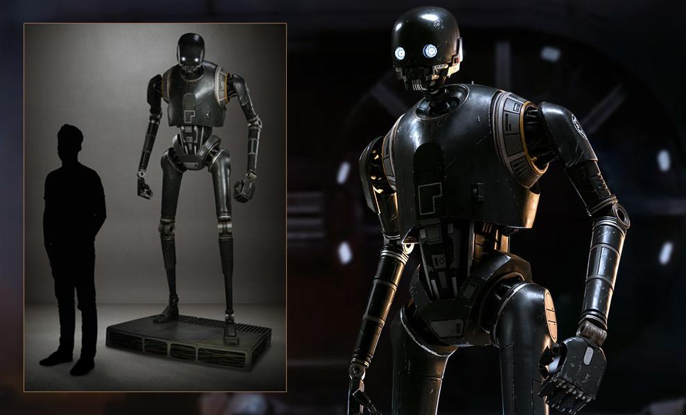 K-2SO Star Wars Life-Size Figure