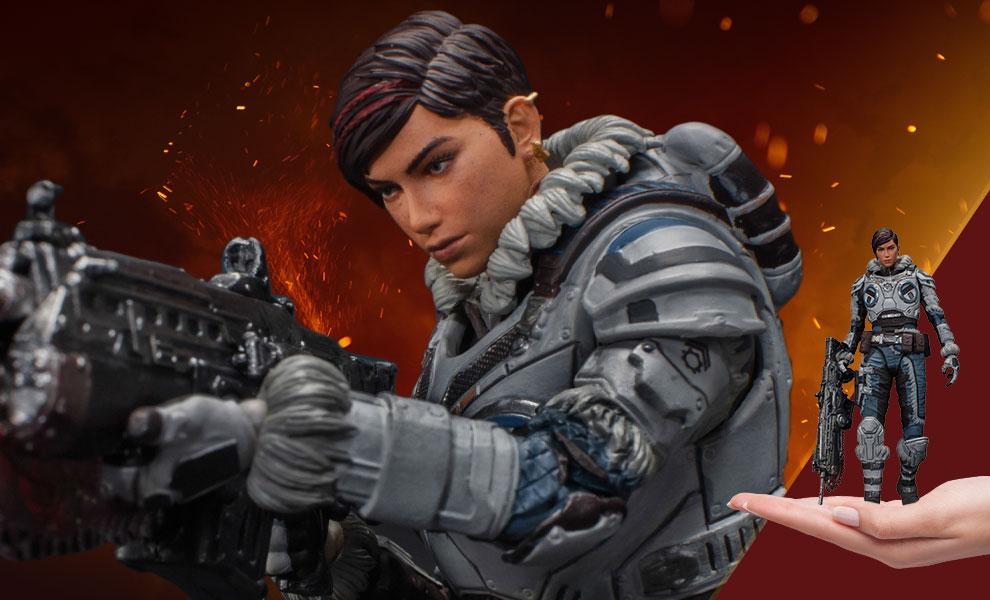 Kait Diaz Gears of War Collectible Figure