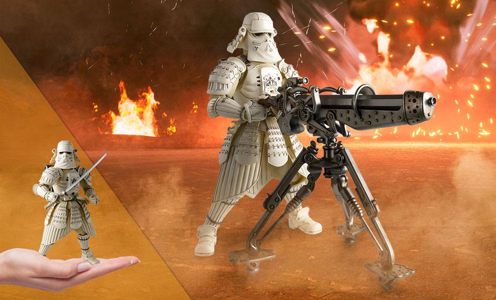 Kanreichi Ashigaru Snowtrooper Star Wars Collectible Figure