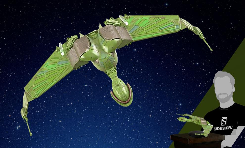 Klingon Bird-of-Prey Star Trek Model
