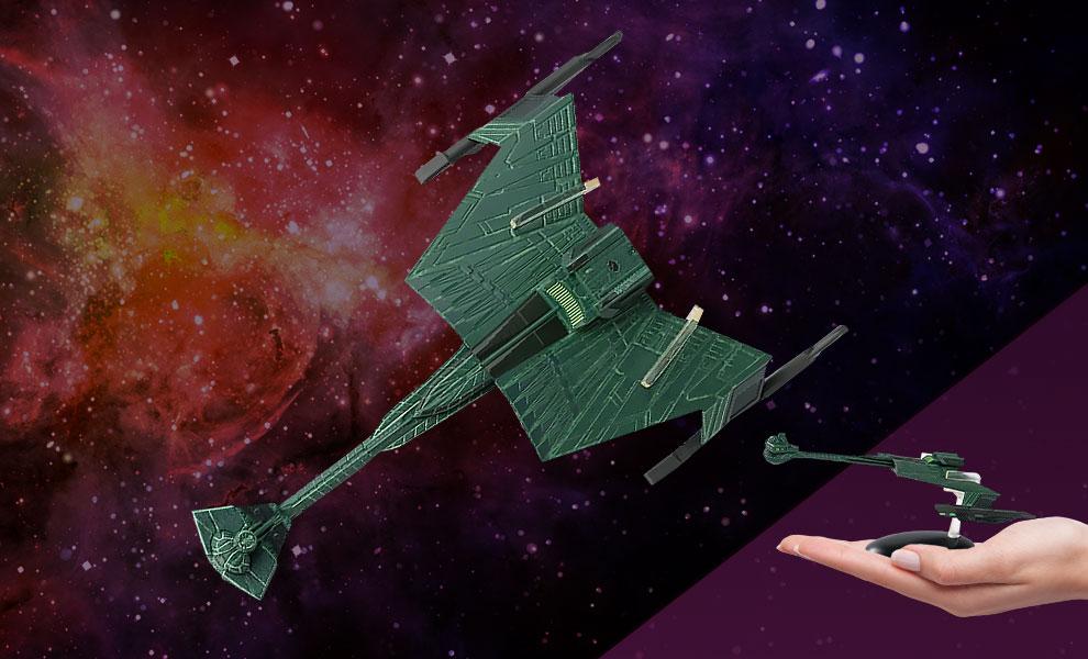 Klingon D7-Class Battle Cruiser Star Trek Model