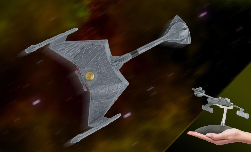 Klingon K't'inga Class Battlecruiser Star Trek Model