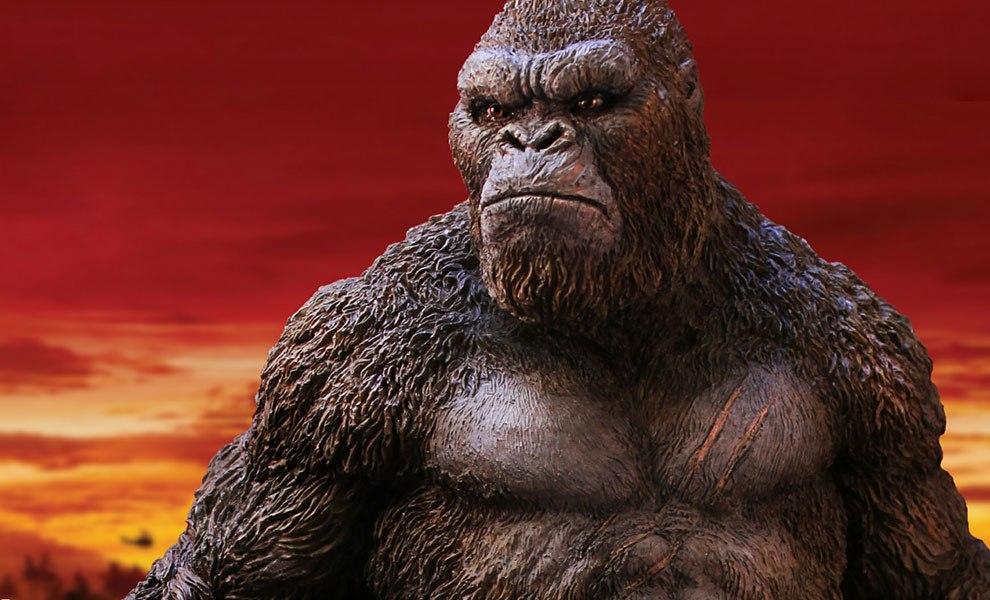 Kong Kong: Skull Island Vinyl Statue