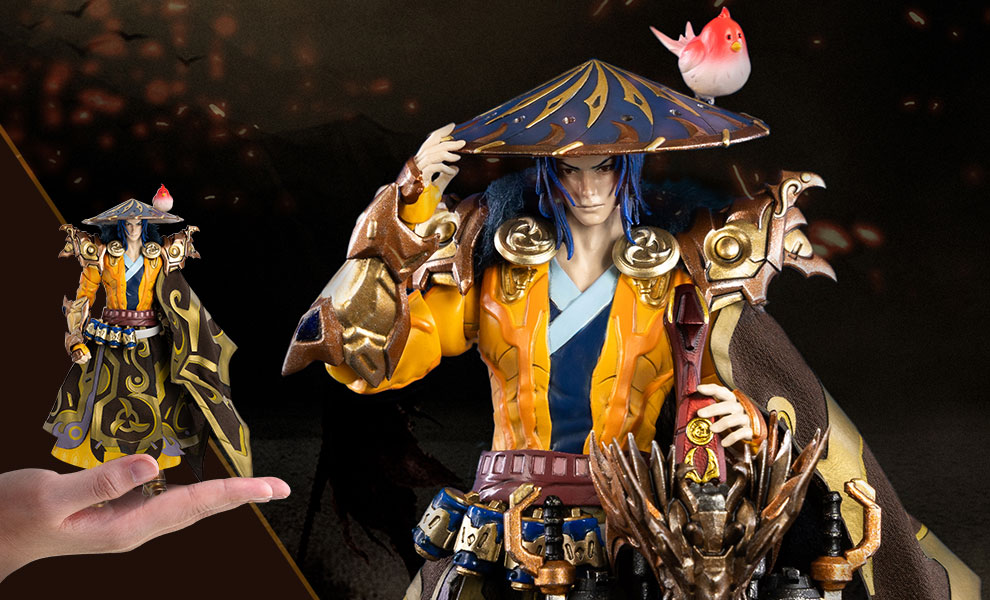 Liu Bei Honor of Kings Collectible Figure