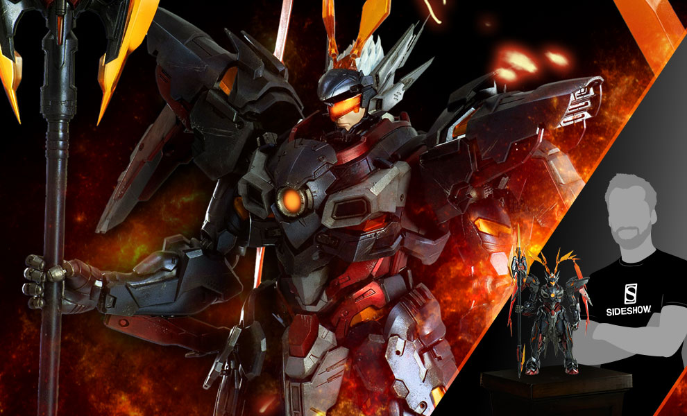Lyu Bu The Doom Mecha Honor of Kings Sixth Scale Figure