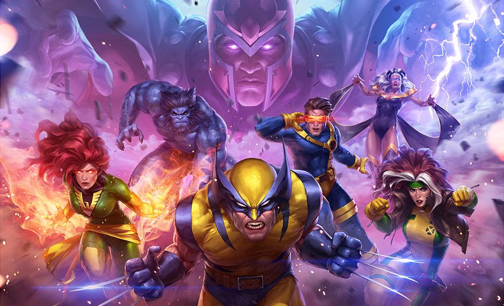 MARVEL Future Fight: X-Men Marvel Art Print