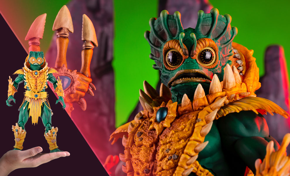 Mer-Man Masters of the Universe Sixth Scale Figure