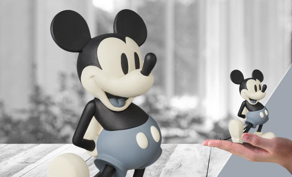 Mickey Mouse (Standard B & W Version) Disney Vinyl Collectible