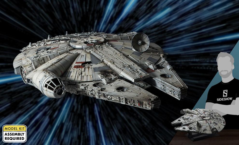 Millennium Falcon Star Wars Model Kit