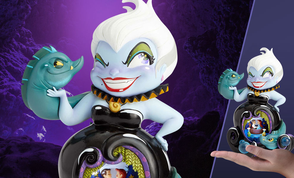 Miss Mindy Deluxe Ursula Disney Figurine