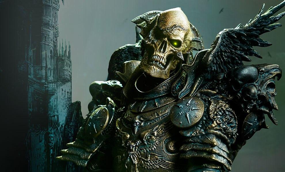 Mortighull Risen Reaper General Court of the Dead Premium Format™ Figure