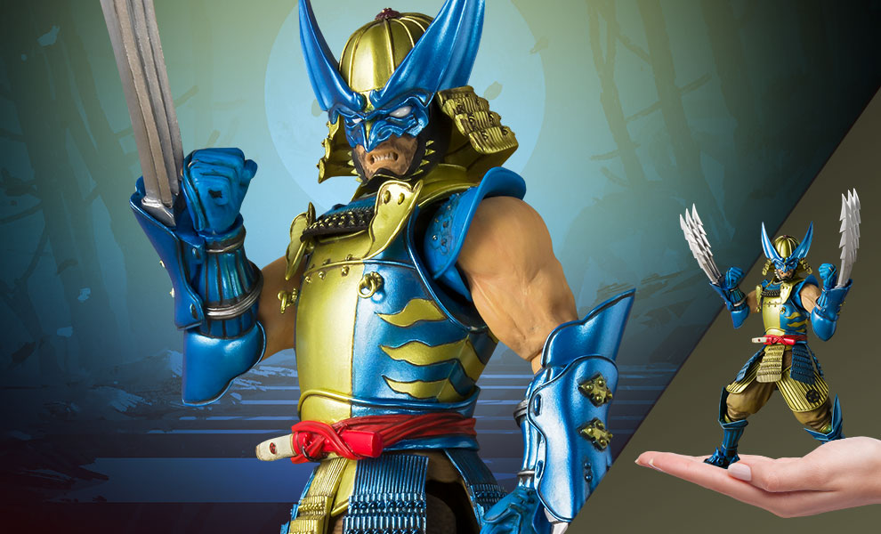 Muhomono Wolverine Marvel Collectible Figure