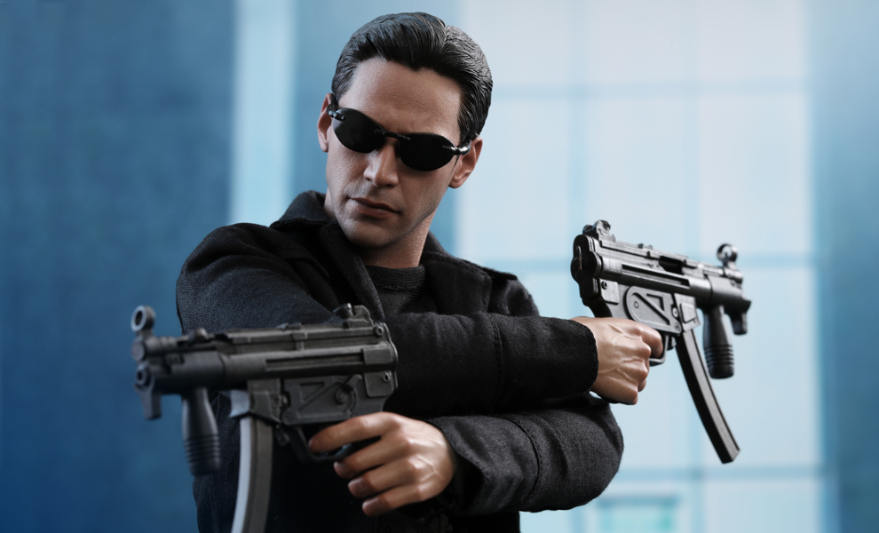 Neo The Matrix Sixth Scale Figure