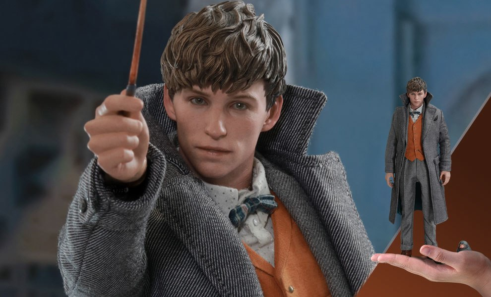 Newt Scamander Special Edition Fantastic Beasts The Crimes of Grindelwald Sixth Scale Figure