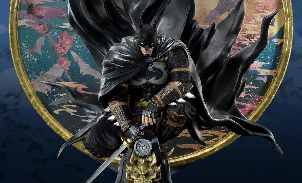 Ninja Batman Deluxe Version DC Comics Statue