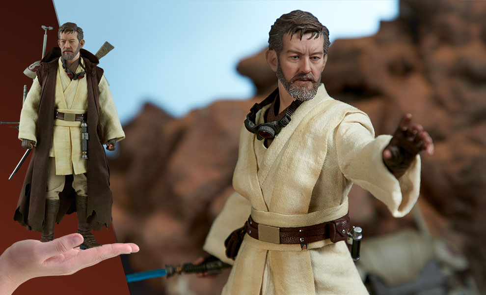 Obi-Wan Kenobi Star Wars Sixth Scale Figure