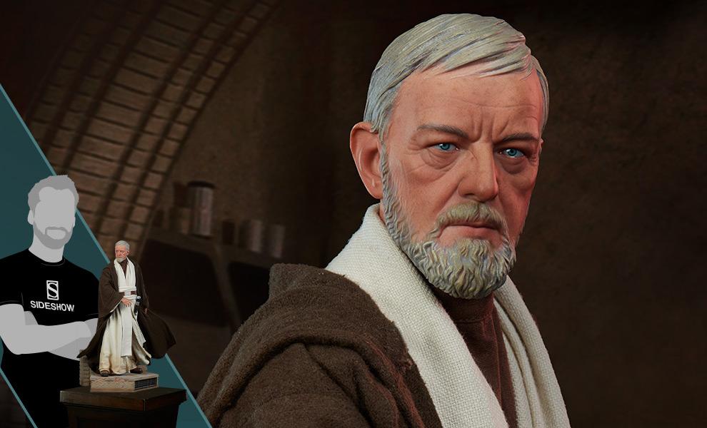 Obi Wan Kenobi Star Wars Premium Format™ Figure