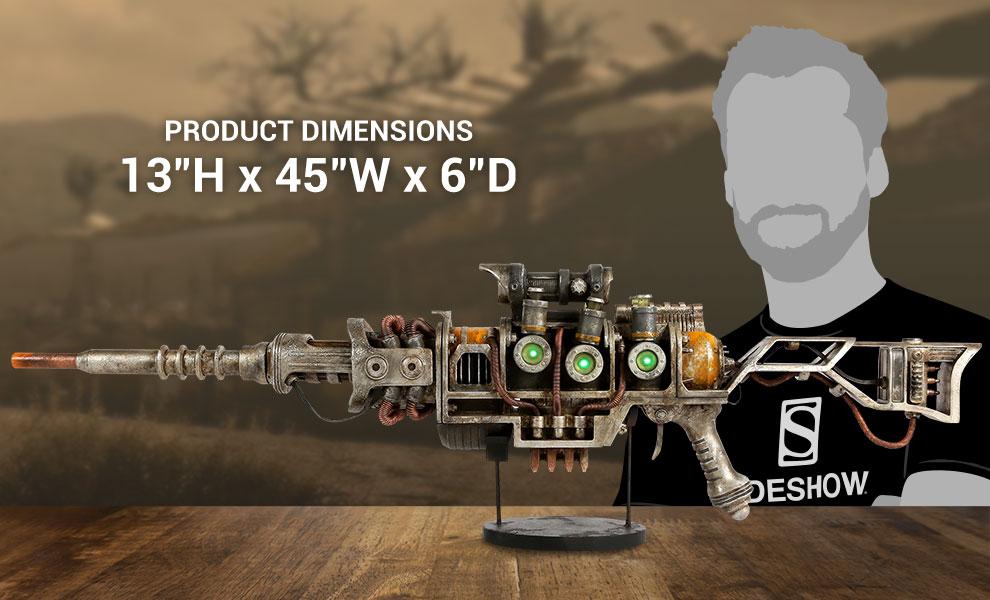 Plasma Rifle Fallout Prop Replica