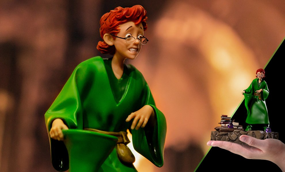 Presto the Magician Dungeons and Dragons Statue