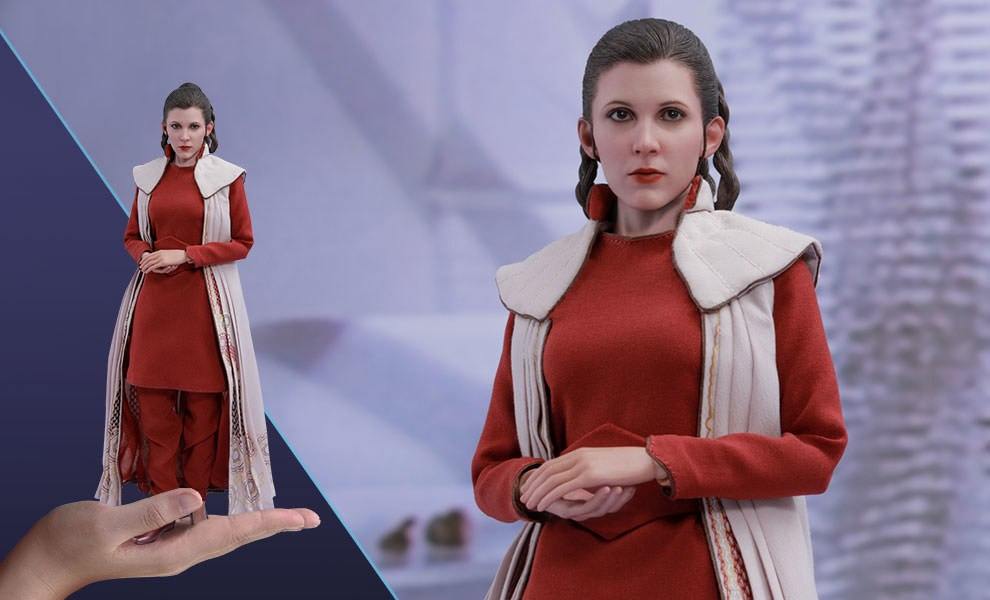 Princess Leia Bespin Star Wars Sixth Scale Figure