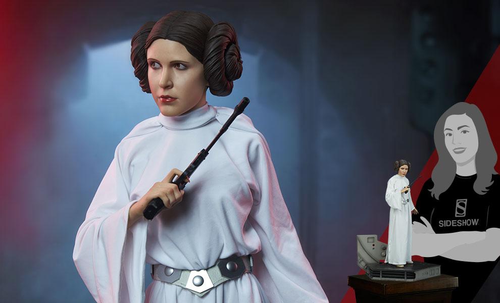 Princess Leia Star Wars Premium Format™ Figure