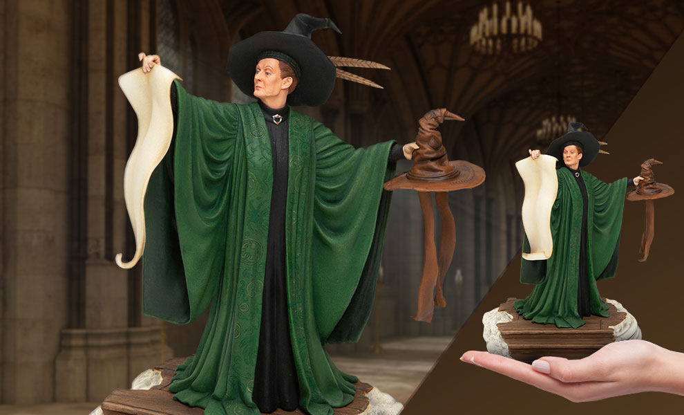 Professor McGonagall Harry Potter Figurine