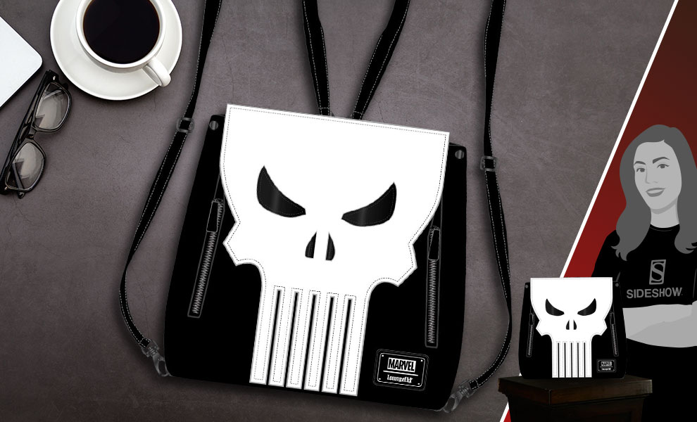 Punisher Mini Backpack Marvel Apparel
