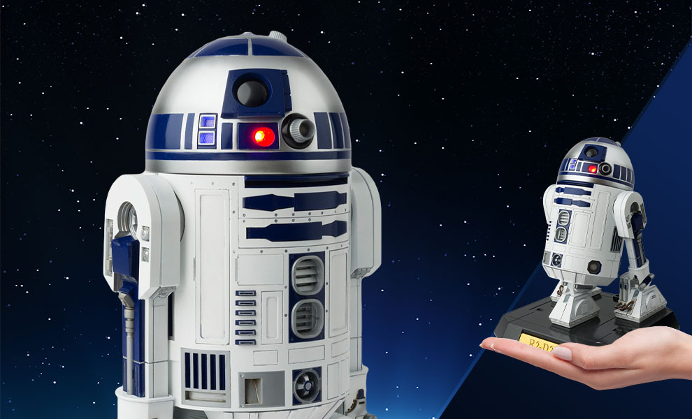 R2-D2 Star Wars Collectible Figure