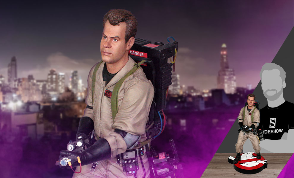 Ray Stantz Ghostbusters Statue